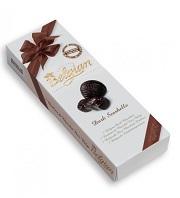 Belgické pralinky z hořké čokolády