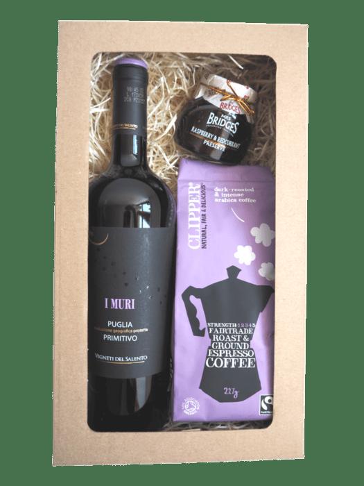 Dákrový balíček – I Muri Primitivo di Puglia
