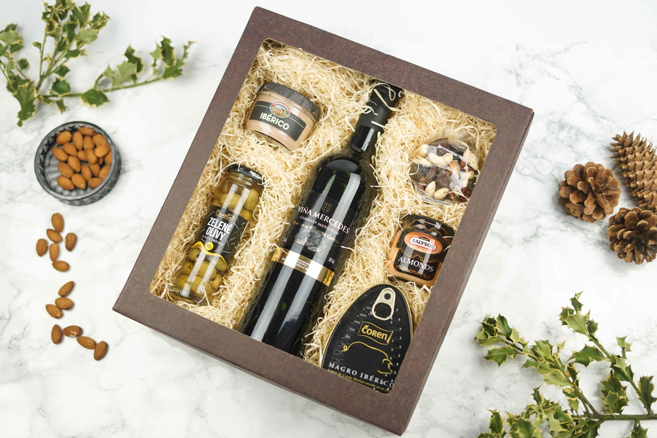 Dárková krabička Viňa Almond