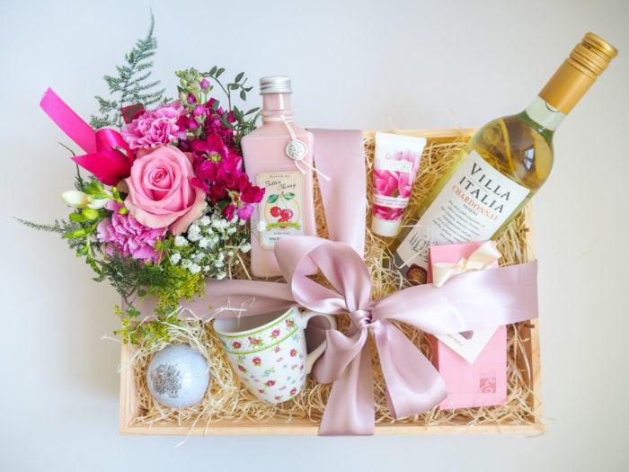 Dárkový balíček pro radost a pohodu