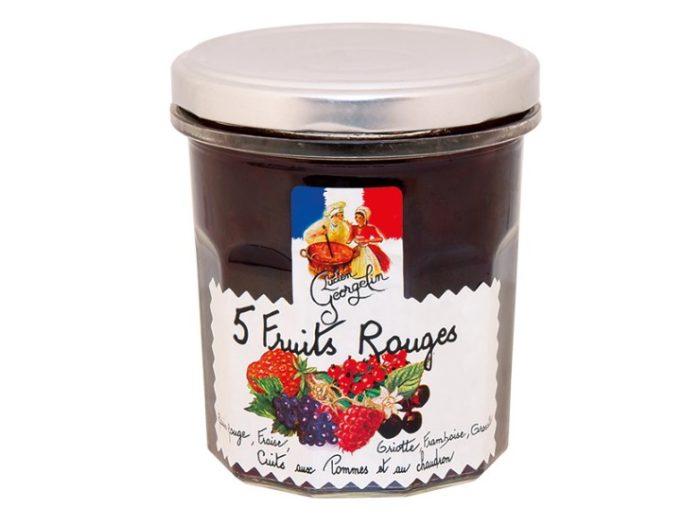Extra džem Červené plody