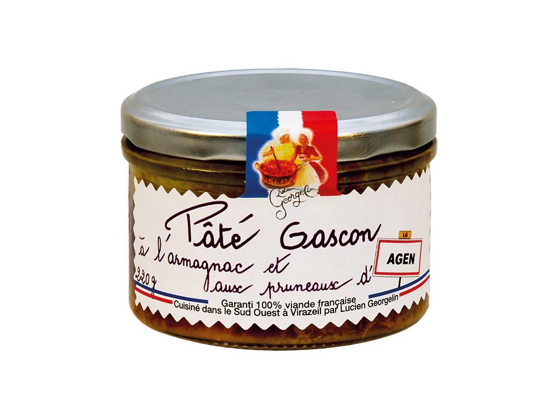 Gaskoňská terina s Armagnacem