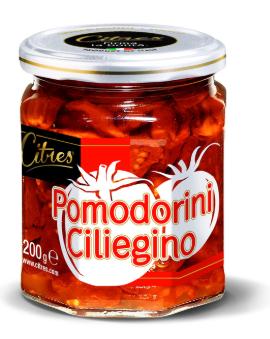 Italská sušená rajčata
