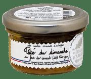 Nedělní terina s foie gras