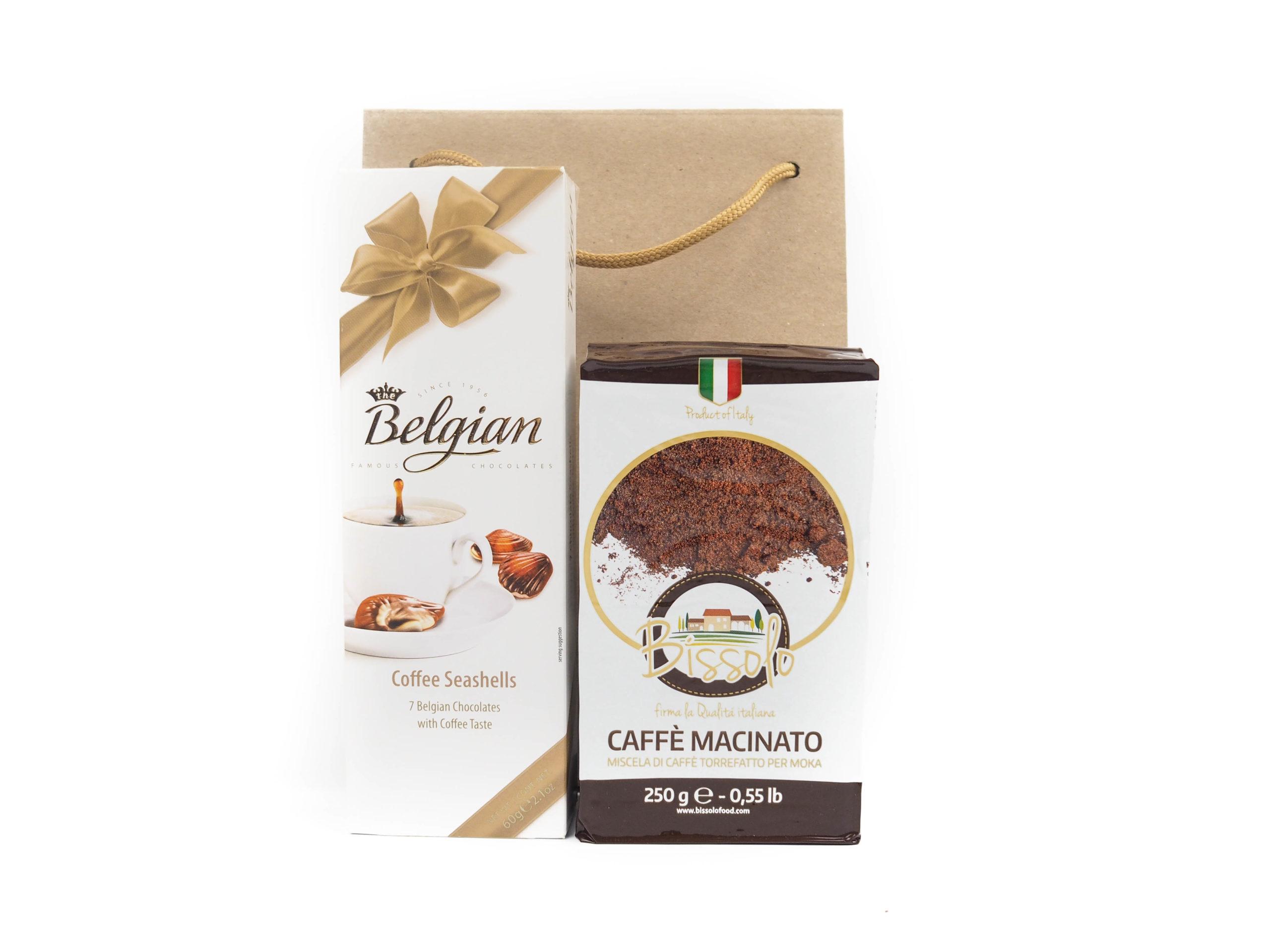 Dárková taška Bisollo Caffee