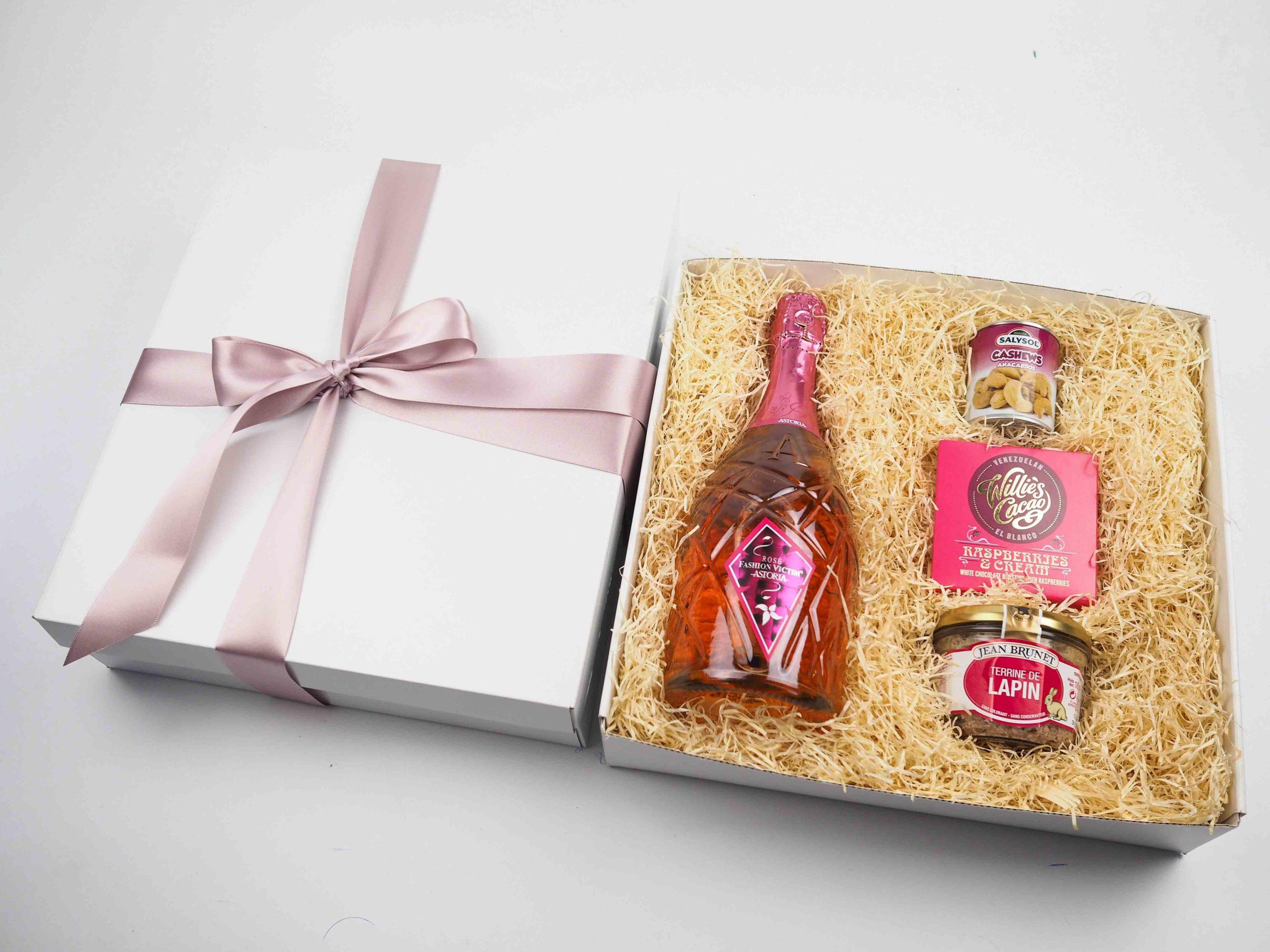 Dárková krabička Pink Lapin
