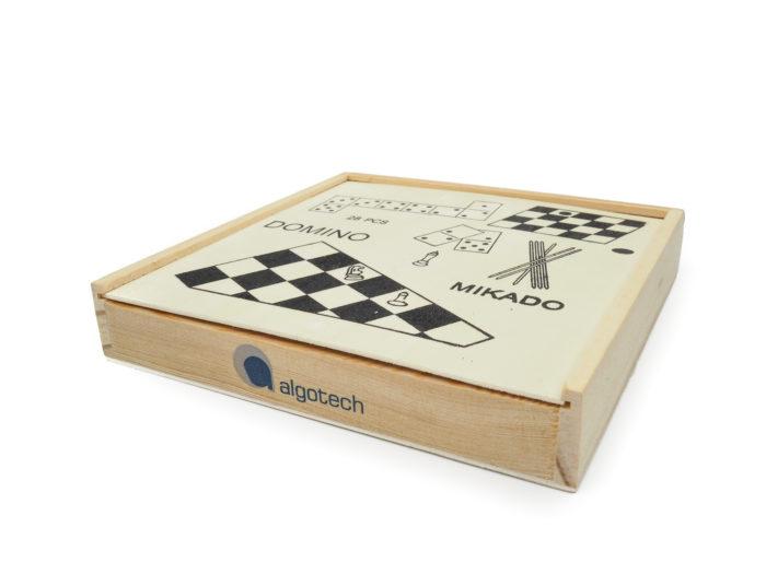 Reklamní předmět s logem - stolní hry