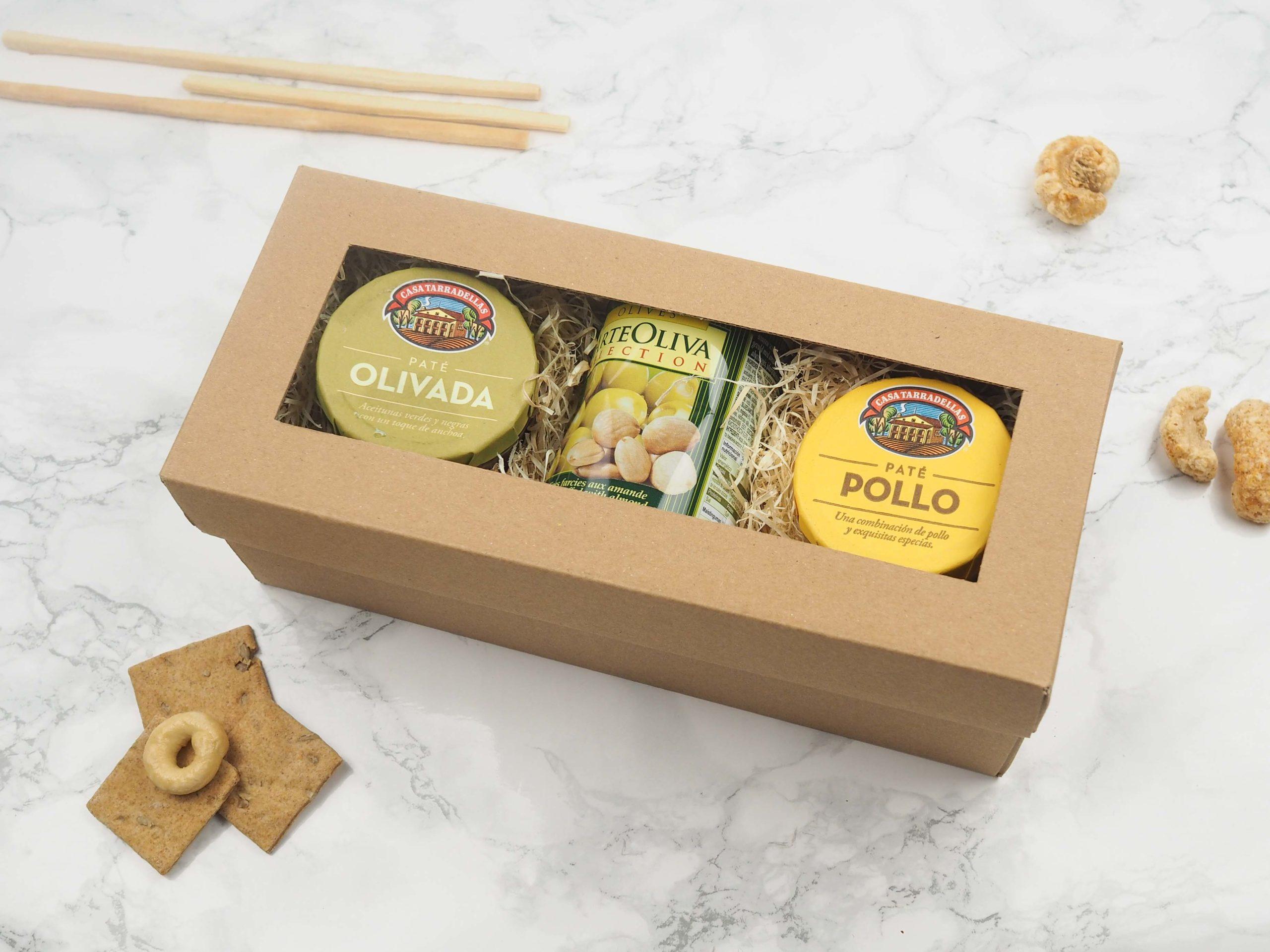 Dárková krabička Pollo Oliva