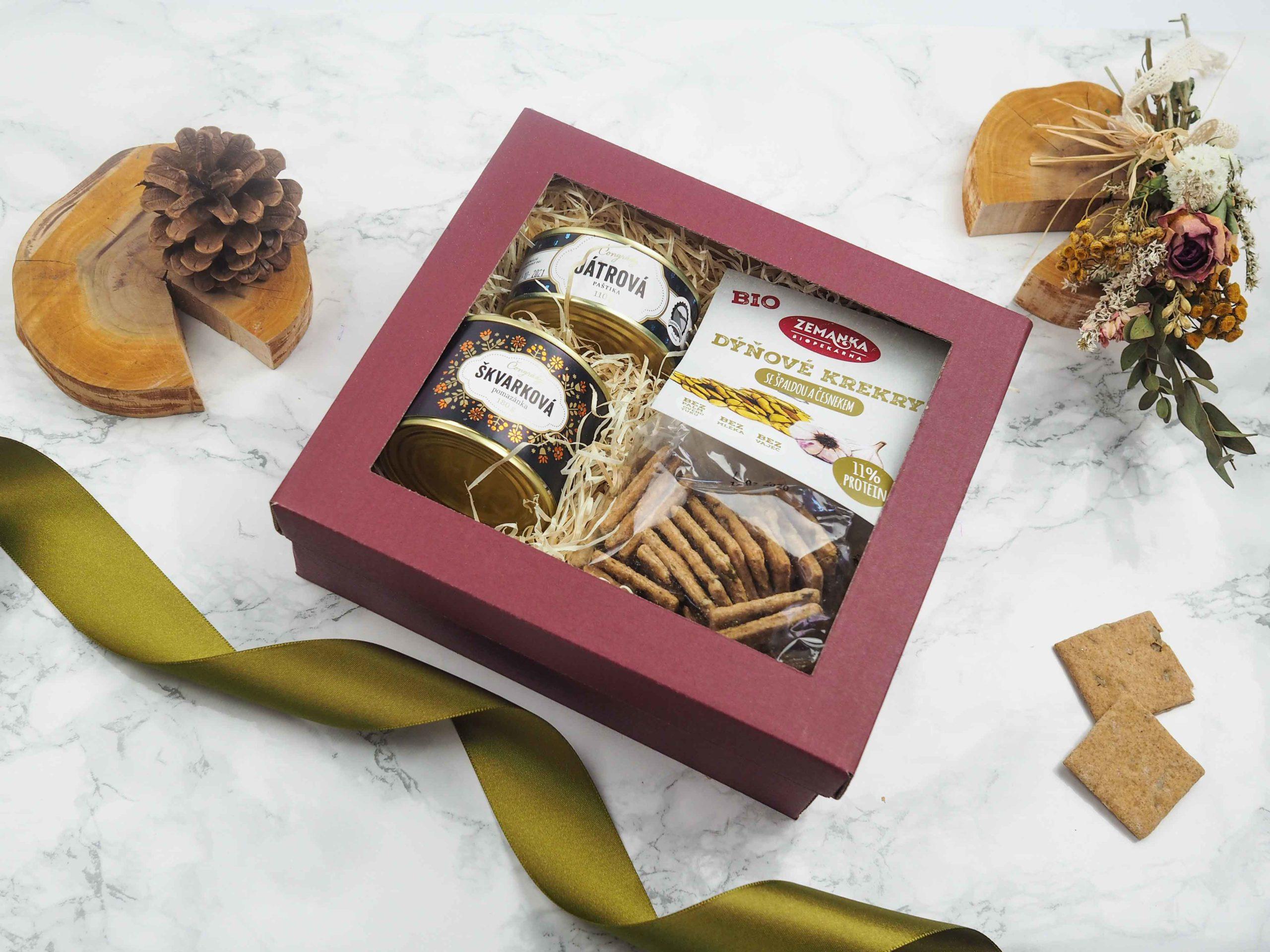 Dárková krabička Venkovská chuť
