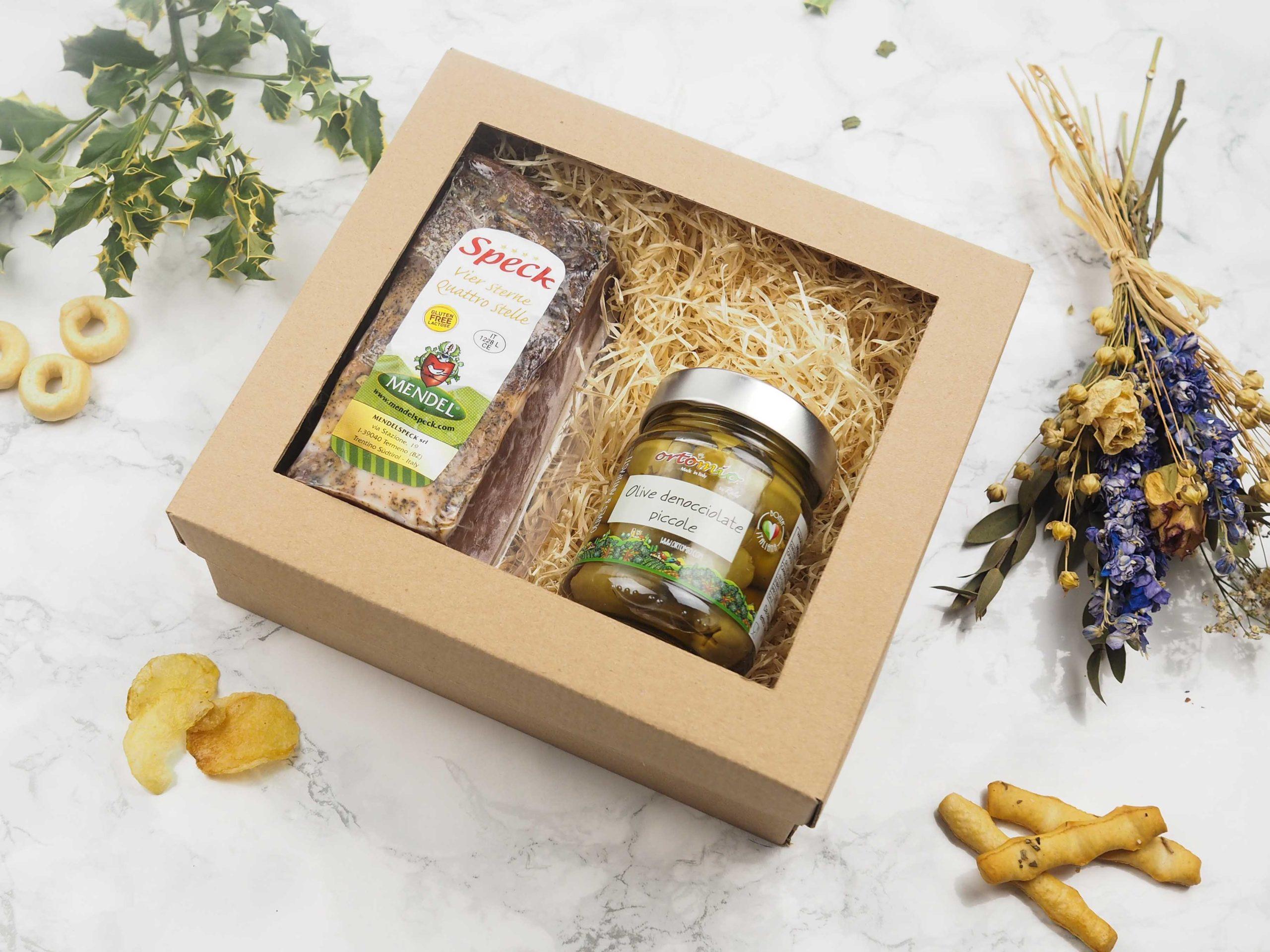 Dárková krabička Olive Piccole