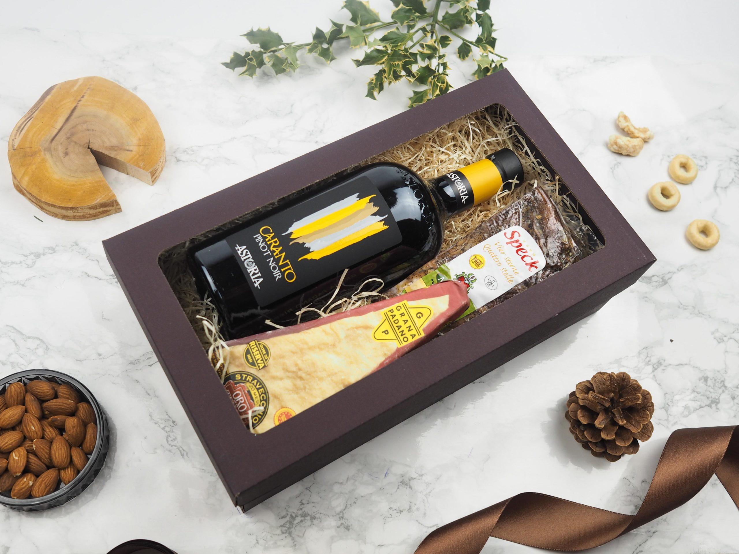 Dárková krabička Grana Noir