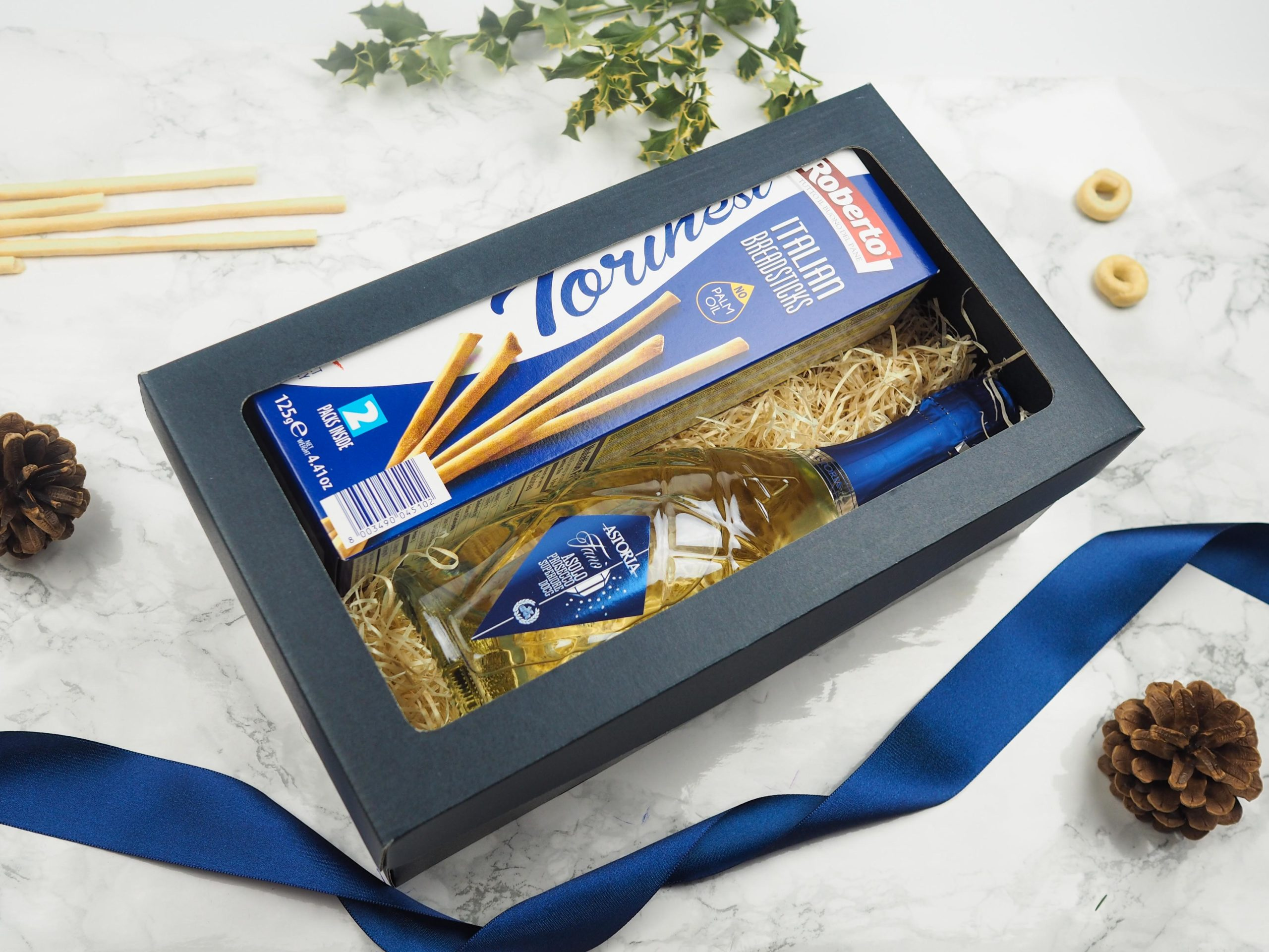 Dárková krabička Blue Asolo