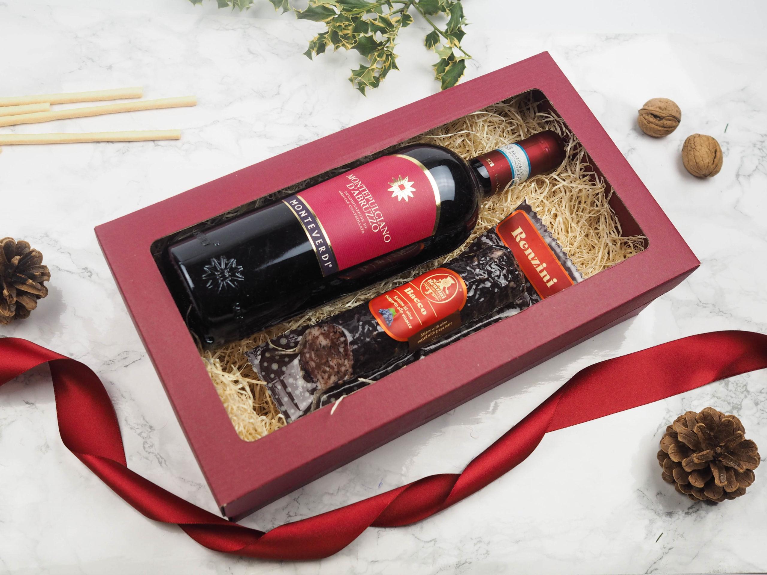 Dárková krabička Abruzzo Bacco