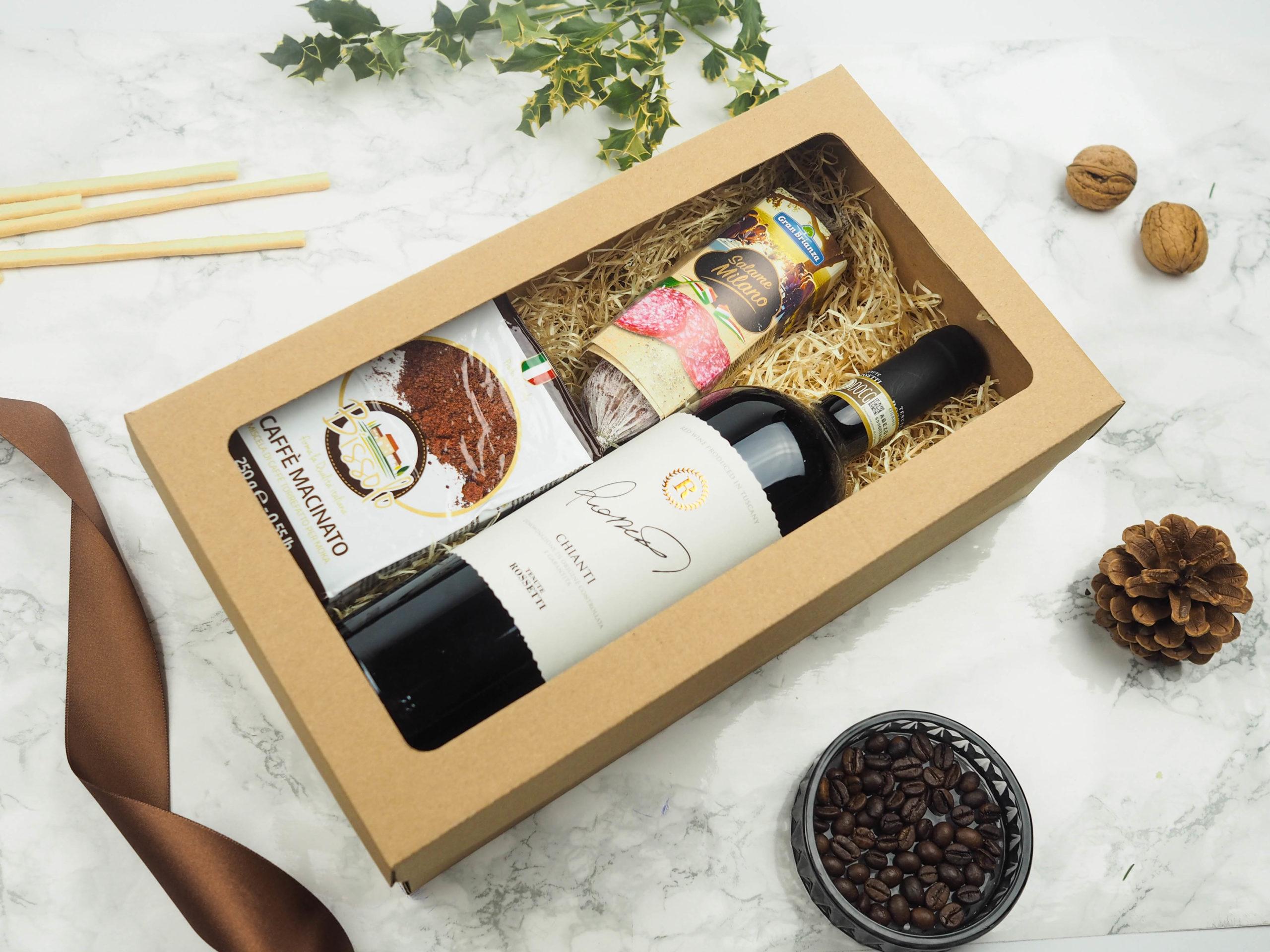 Dárková krabička Toscana Rossetti