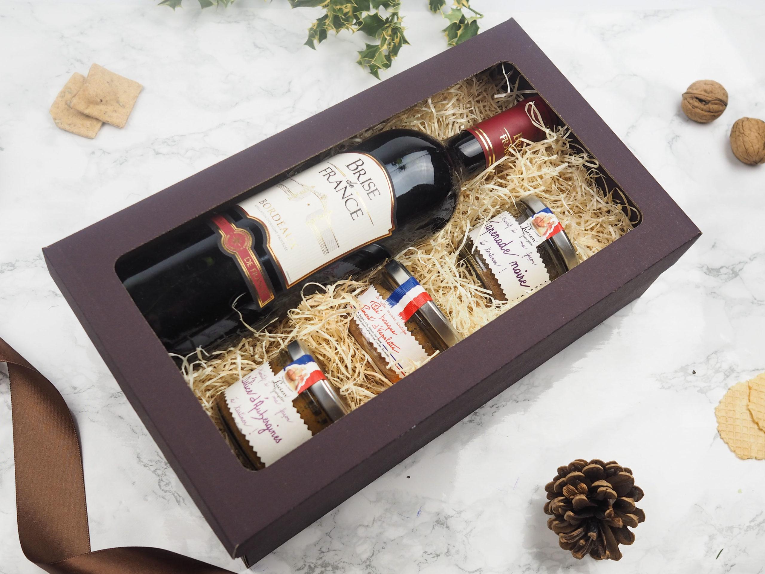 Dárková krabička France Bordeaux