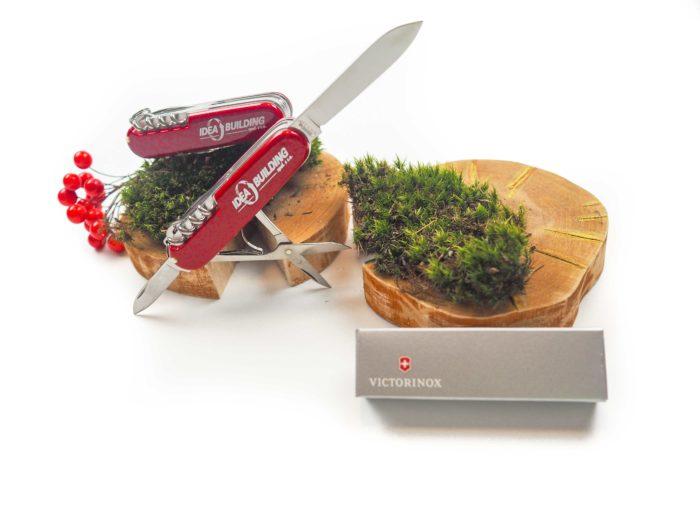Reklamní kapesní nožík s gravírováním