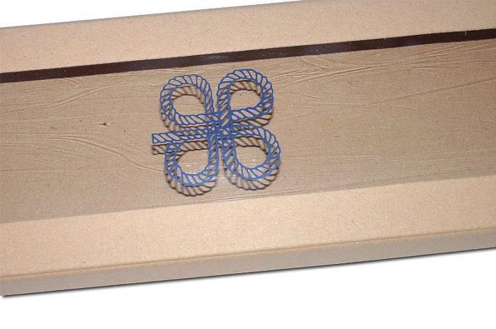 Parciální tisk na krabice