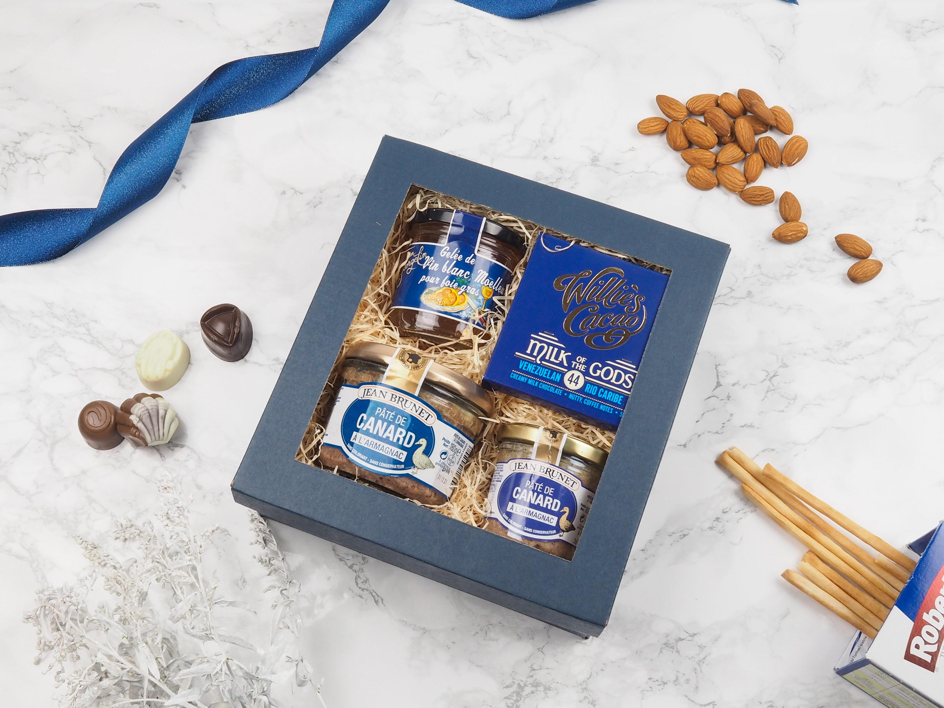 Dárková krabička Blue Porto
