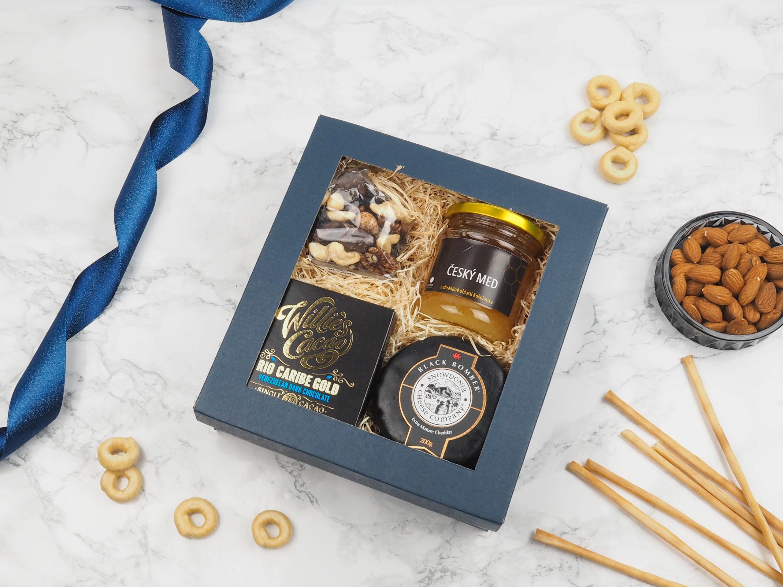 Dárková krabička Black Honey