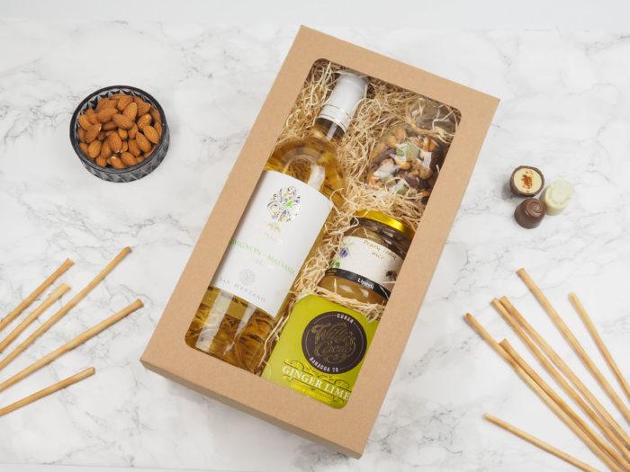 Dárková krabička Honey nuts