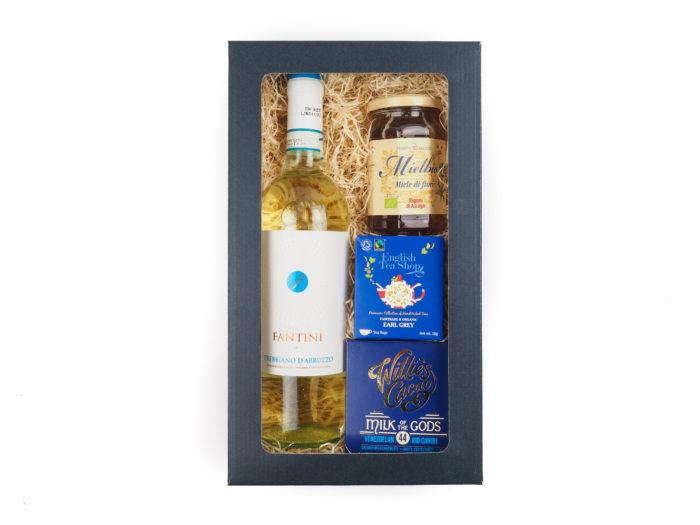 Dárková krabička Blue Fantini