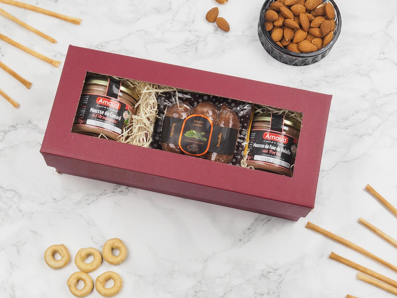 Dárková krabička Paté Salami