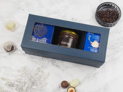 Dárková krabička Honey tea