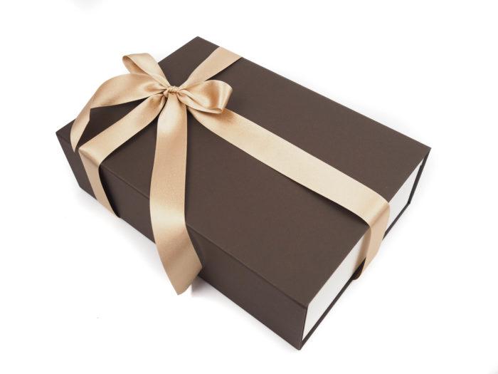 Luxusní krabice s magnetem