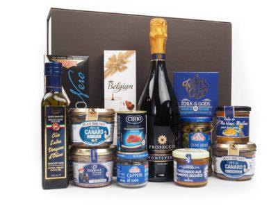 Dárkový balíček Luxury Blue