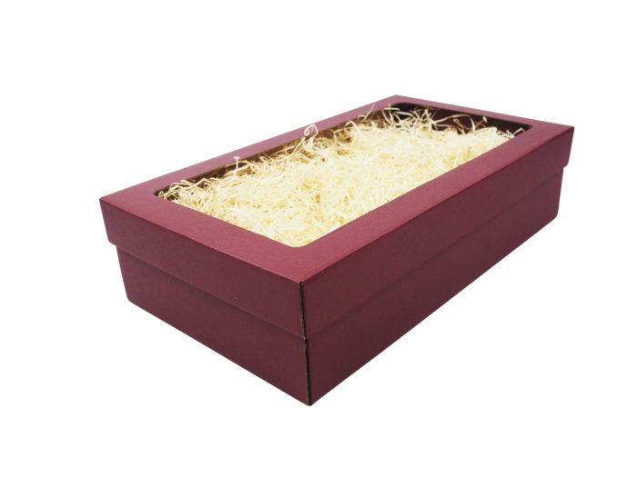 Dárková krabice na 2 vína Bordeaux