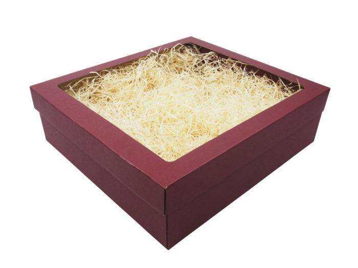 Dárková krabice na 3 vína Bordeaux