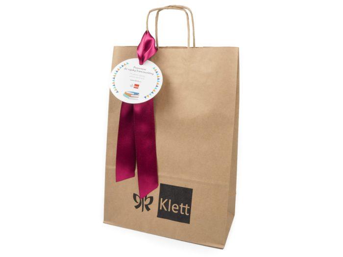 reklamní tašky Klett