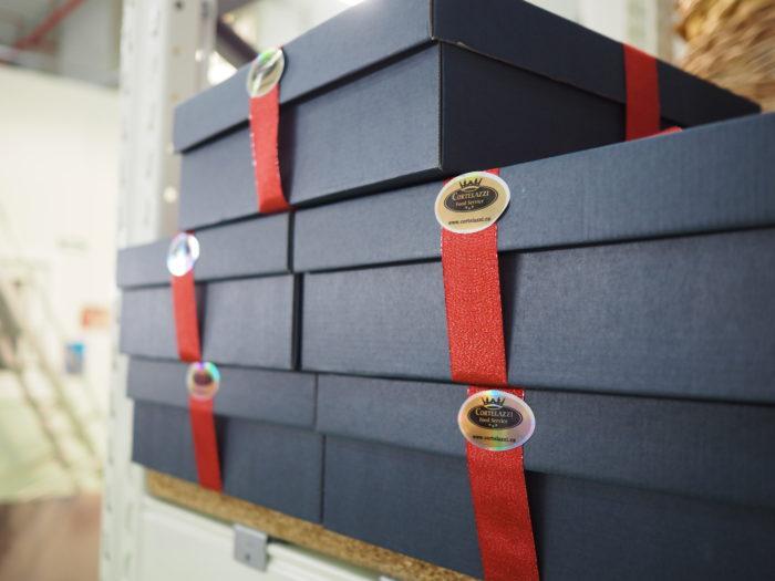 Dárkové krabice Cortelazzi