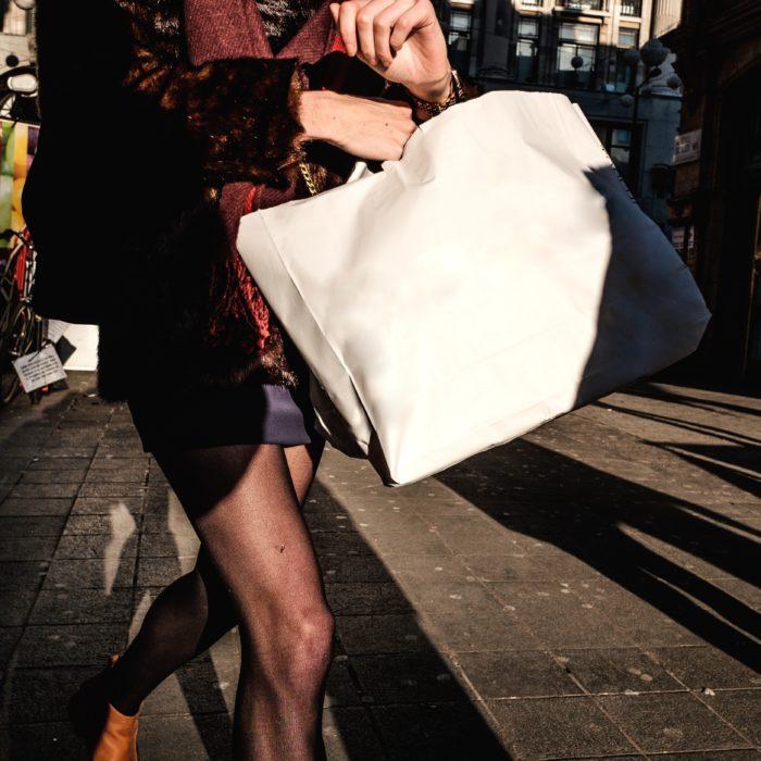 Výroba igelitových tašek
