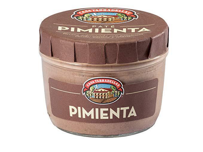 Pimienta, játrová paštika s pepřem