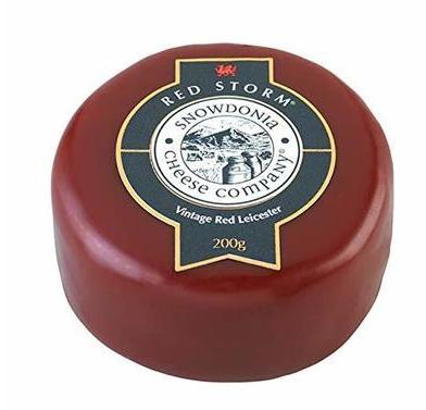 Sýr cheddar Red Storm