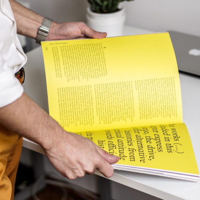 Tiskovny, tisk a PR materiály