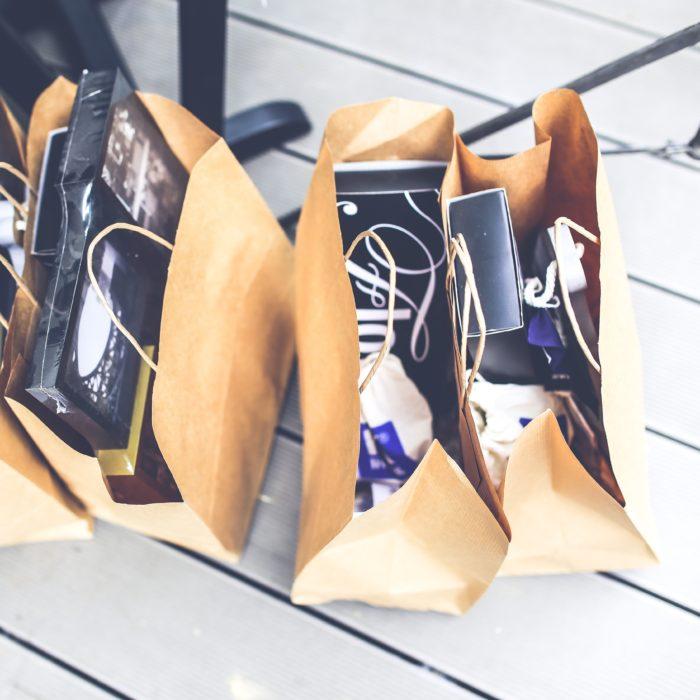 Výroba papírových tašek