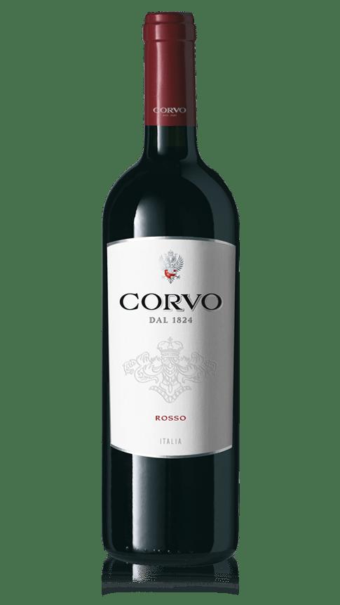 červené víno Corvo